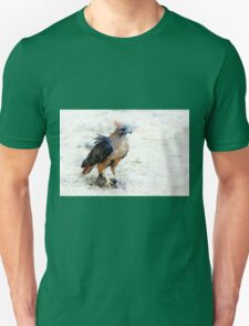 Hungry Red Teiled Hawk T-Shirt