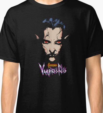 Castlevania Vampire's Kiss Classic T-Shirt