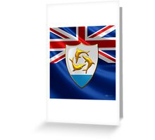 Anguilla - Coat of Arms  Greeting Card
