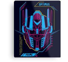 Optimus Metal Print
