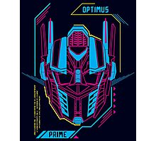 Optimus Photographic Print