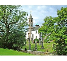 Mearns Parish Kirk Photographic Print