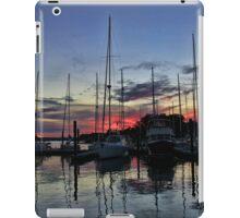 Sunset on Sarah's Creek iPad Case/Skin