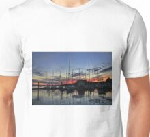 Sunset on Sarah's Creek Unisex T-Shirt