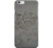 Howard The Duck  iPhone Case/Skin