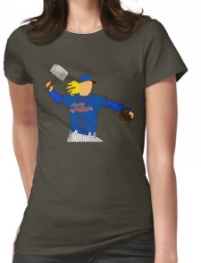 Noah Syndergaard Womens Fitted T-Shirt