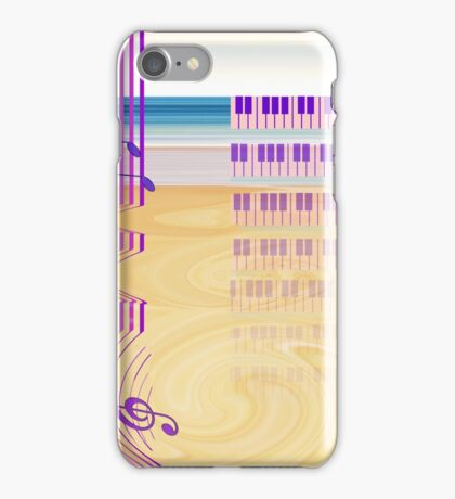 Musical Fantasy No 1 iPhone Case/Skin