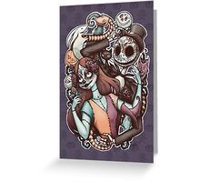 Nightmare de los Muertos Greeting Card