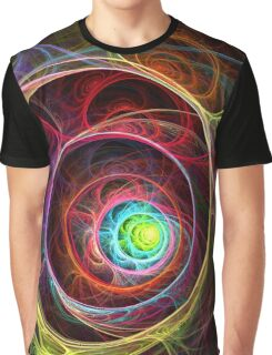 Tunnel of Lights Graphic T-Shirt