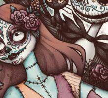 Nightmare de los Muertos Sticker