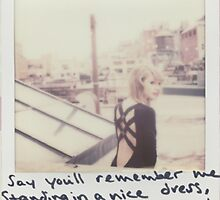 Wildest Dreams Polaroid by Booky1312