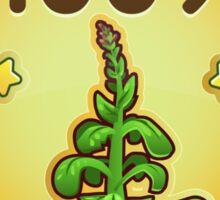 Glitch Achievement awesome apothecary Sticker