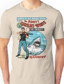 The Amity Great White Unisex T-Shirt