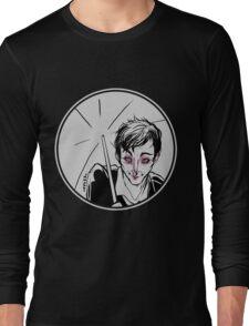 Rainy Gotham Long Sleeve T-Shirt