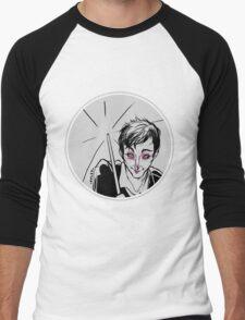Rainy Gotham Men's Baseball ¾ T-Shirt