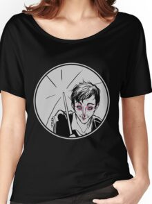 Rainy Gotham Women's Relaxed Fit T-Shirt