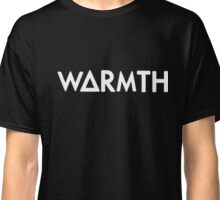 warmth (white) Classic T-Shirt