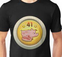 Glitch Achievement bacon biter Unisex T-Shirt