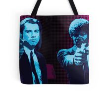 Vincent and Jules - Pulp Fiction (Variant 1 of 2) Tote Bag