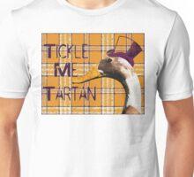 Tickle Me Tartan Unisex T-Shirt