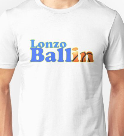 Lonzo Ball Unisex T-Shirt