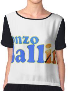 Lonzo Ball Chiffon Top