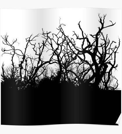 Dead Trees Poster
