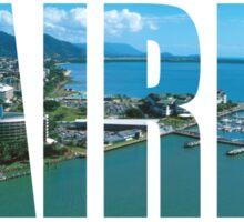 Cairns Sticker