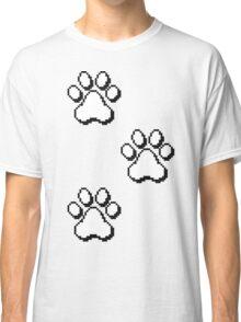 Pixel paw pads! Classic T-Shirt