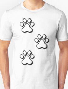 Pixel paw pads! T-Shirt