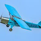 Auster J/1N Alpha G-AIBW by Colin Smedley