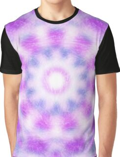 Trendy abstract colorful pattern Graphic T-Shirt