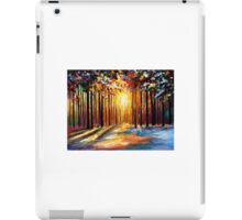 Sun Of January — Buy Now Link - http://goo.gl/K89zzF iPad Case/Skin
