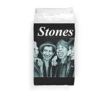 Old Rockers - Gimme Shelter Duvet Cover