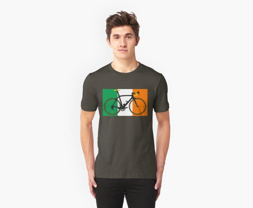 Bike Flag Ireland (Big - Highlight) by sher00