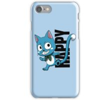 <FAIRY TAIL> Happy iPhone Case/Skin