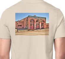 The Bird Cage Theatre Tombstone Arizona Unisex T-Shirt