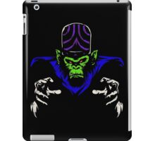 Chimp of Curses iPad Case/Skin