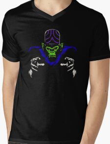 Chimp of Curses Mens V-Neck T-Shirt