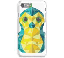Hatched - penguin - second color iPhone Case/Skin