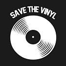 Save The Vinyl by ixrid