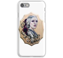 Deal With The Devil You Know iPhone Case/Skin