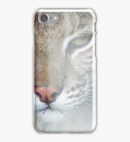 Lurking Lynx iPhone Case/Skin