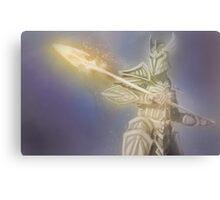 Aedric Spear Metal Print
