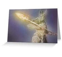 Aedric Spear Greeting Card