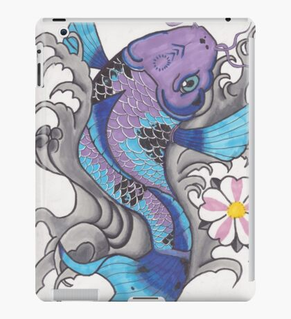 Tattoo Koi iPad Case/Skin