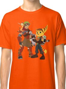 A Boy and His Lombax Classic T-Shirt