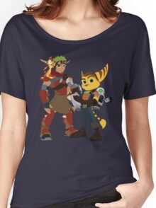 A Boy and His Lombax Women's Relaxed Fit T-Shirt