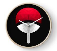 Uchiha Clan Clock