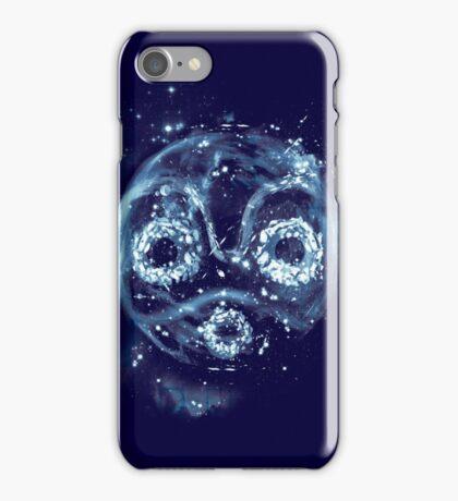mononoke nebula iPhone Case/Skin